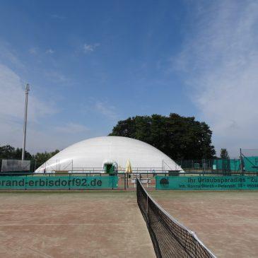 Gegendarstellung zur Tennishalle